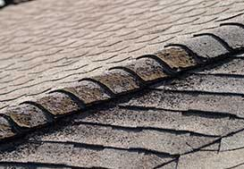 Worn out Roofing